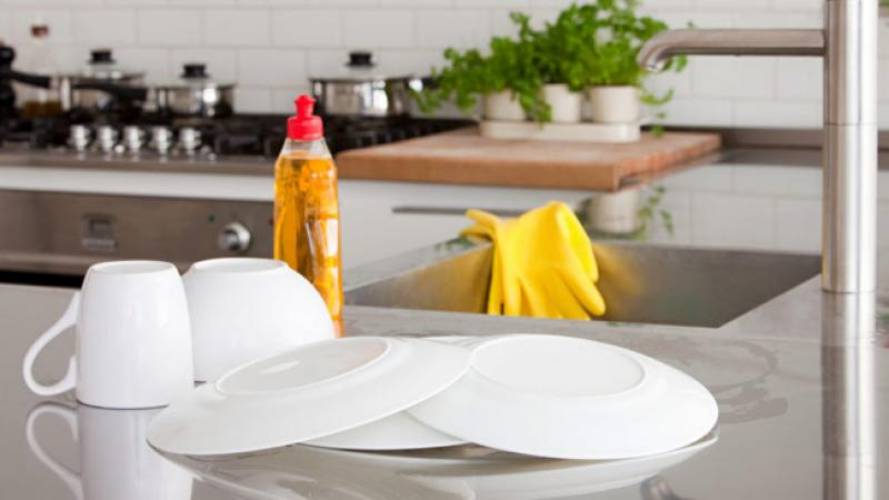 Clean your kitchen: Where to start